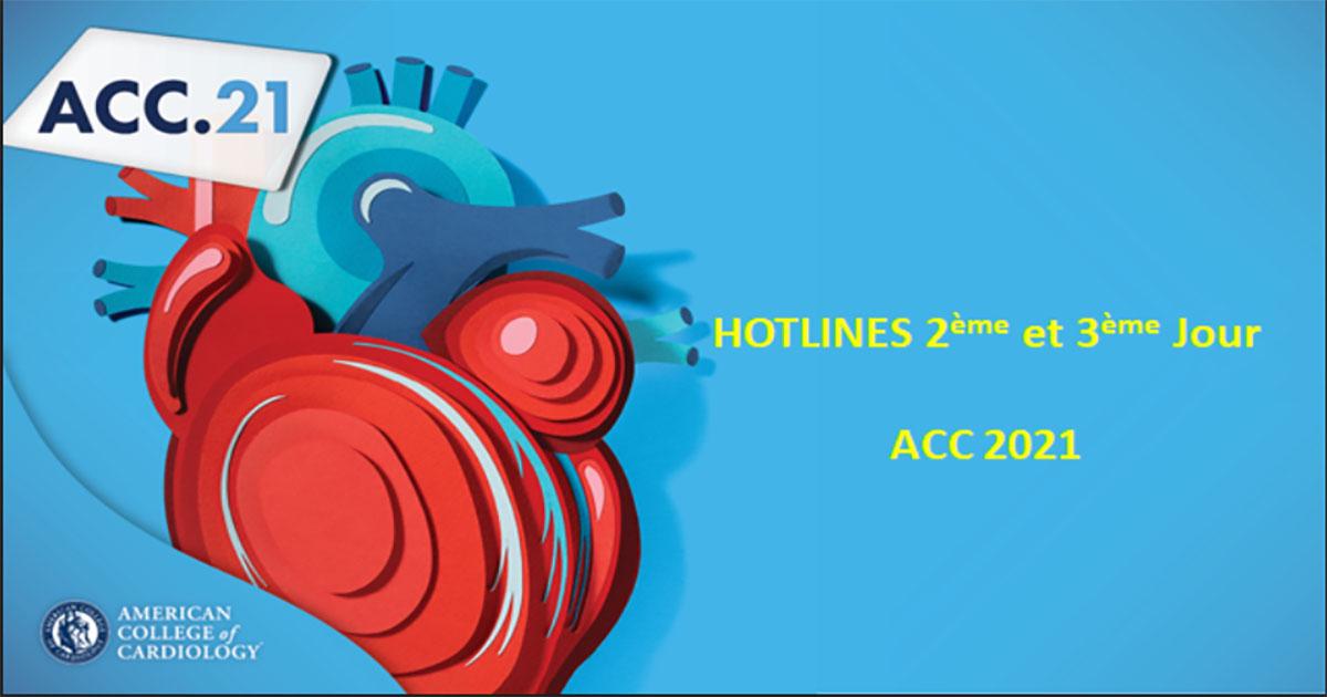 Hotlines 2ème et 3ème jour – ACC 2021